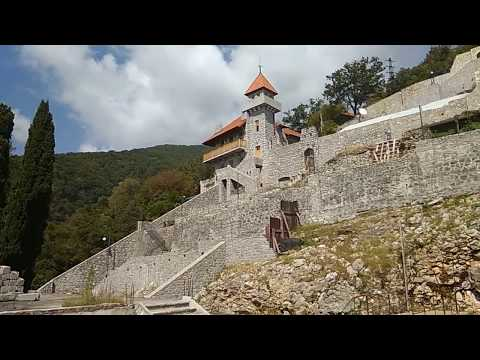 Абхазия. Замок принца Ольденбургского.