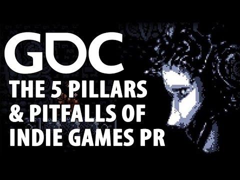 The 5 Pillars & Pitfalls of Indie Games PR