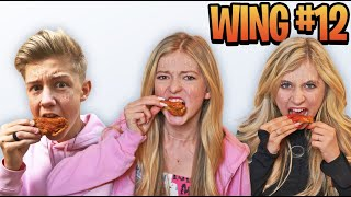 Last To Stop Eating Hot Wings Wins $10,000 **WORLDS HOTTEST**
