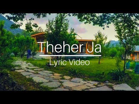 Theher Ja - Lyric Video | October | Varun Dhawan| Armaan Malik