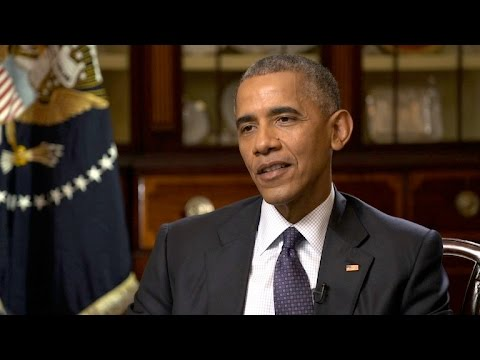 Obama shares the best advice he received from President George W. Bush