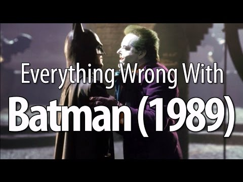 Thumbnail: Everything Wrong With Batman (1989)