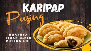 RESEP ENAK KARIPAP PUSING - Cakes #29