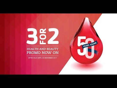 3 for 2 at Pick n Pay | Save on Health & Beauty!