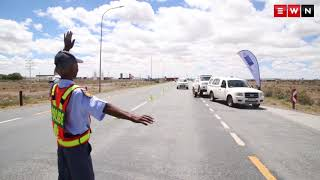 An initiative by the Beaufort West municipal government to promote water saving and safety this festive season.  Local government officials have now extended their call for motorists and tourists passing through the N1 outside Beaufort West to use water sparingly.