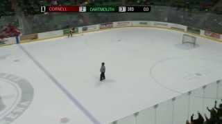 Highlights: Dartmouth Men's Hockey Defeats Cornell, 3-2