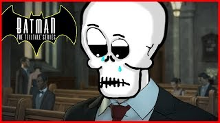 Goodbye Batman The Enemy Within Funny Moments Pt 2