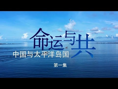《命运与共——中国与太平洋岛国》 20181122 | CCTV