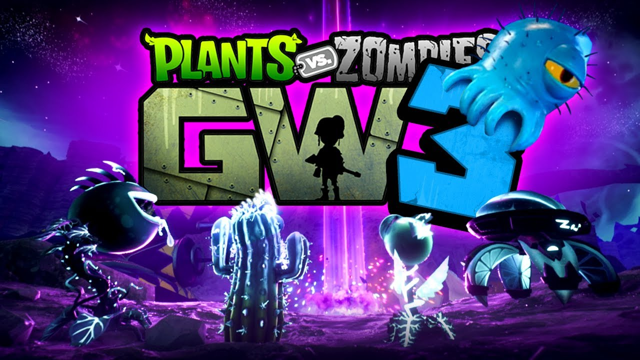 Aliens em pvz garden warfare 3 teoria para plants vs for Plante vs zombie garden warfare 2
