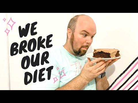 Can our diet survive Grandma's secret recipe!? | Vlog #59 thumbnail