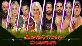Elimination Chamber 2018 Highlights Result Predictions