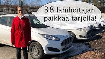 Kuopion kaupungin kotihoidossa tarjolla 38 lähihoitajan paikkaa