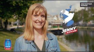 🏴 Jenny | Écosse | Coupe du monde féminine de Football