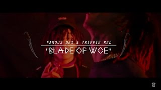 trippie redd ft famous dex blade of woe official video shot by rwfilmss
