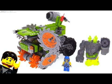 LEGO Power Miners Rock Wrecker From 2009! Set 8963
