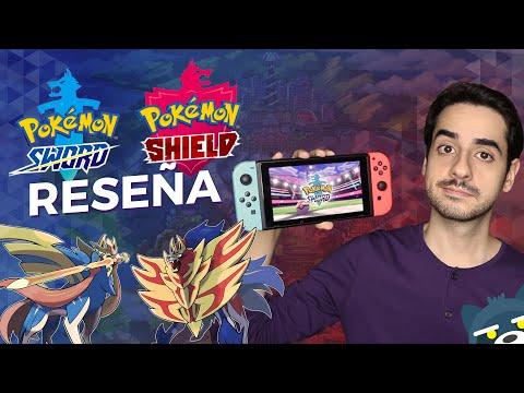RESEÑA Pokémon Sword y Shield para Nintendo Switch | Mapache Rants