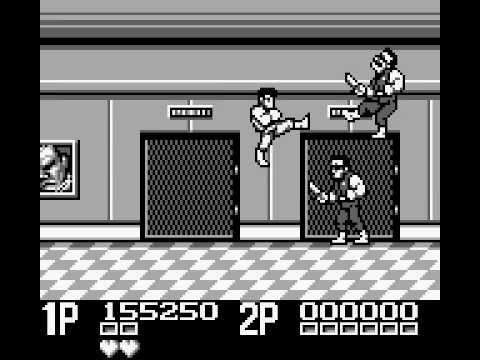 Game Boy Longplay [075] Double Dragon II