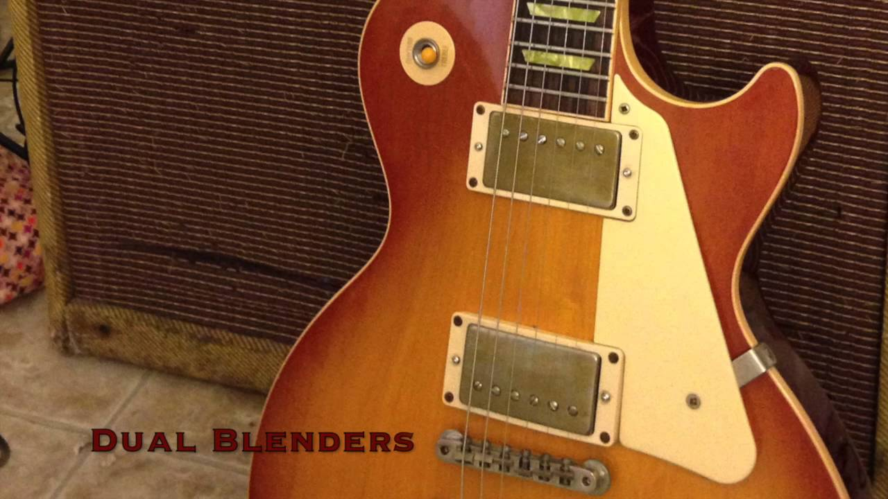 Gibson les paul classic 1960 hookup