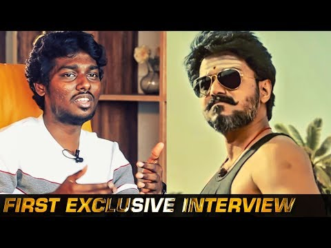 """Vijay didn't know his Character name is Thalapathy""- Atlee Reveals 