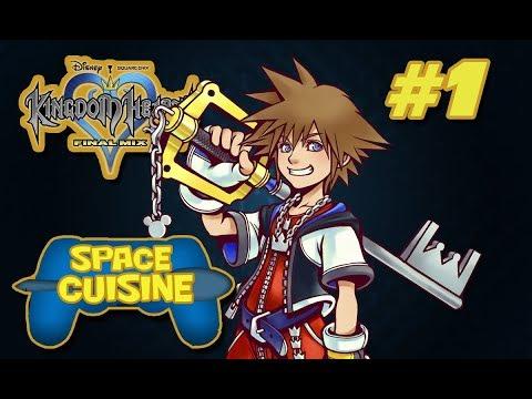 Space Cuisine: Kingdom Hearts - PART 1