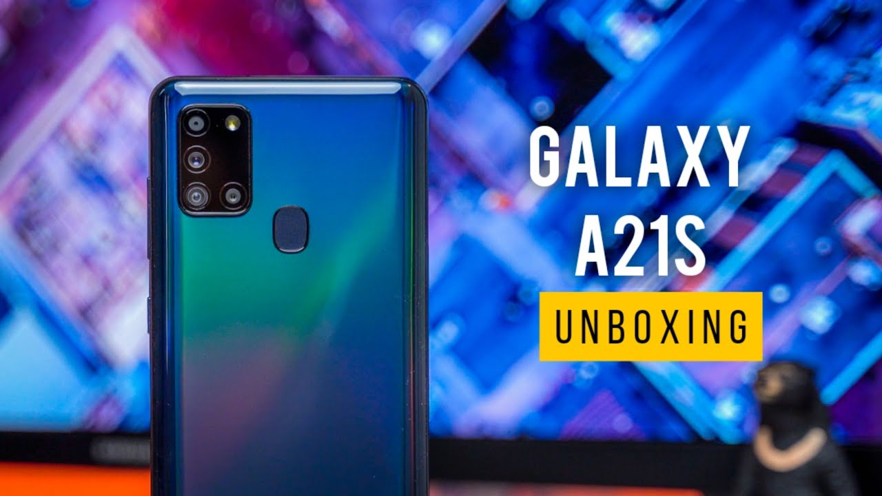 Samsung Galaxy A21s : Ini Baru Upgrade 👍