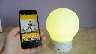 Magic Lamp SMART TIGER S11 - Умная лампа, ночник, спикер