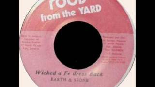 "Earth And Stone - Wicked A Fe Dress Back (12"" Version)"
