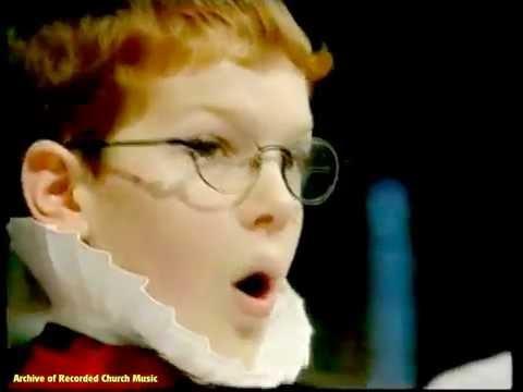"BBC TV ""A Prayer of St Richard of Chichester"" (White): Lichfield Cathedral (Andrew Lumsden) 1998"