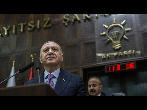 Erdoğan, AK Parti Grup Toplantısı'nda konuştu: Sahada ve masada mücadele sürecek
