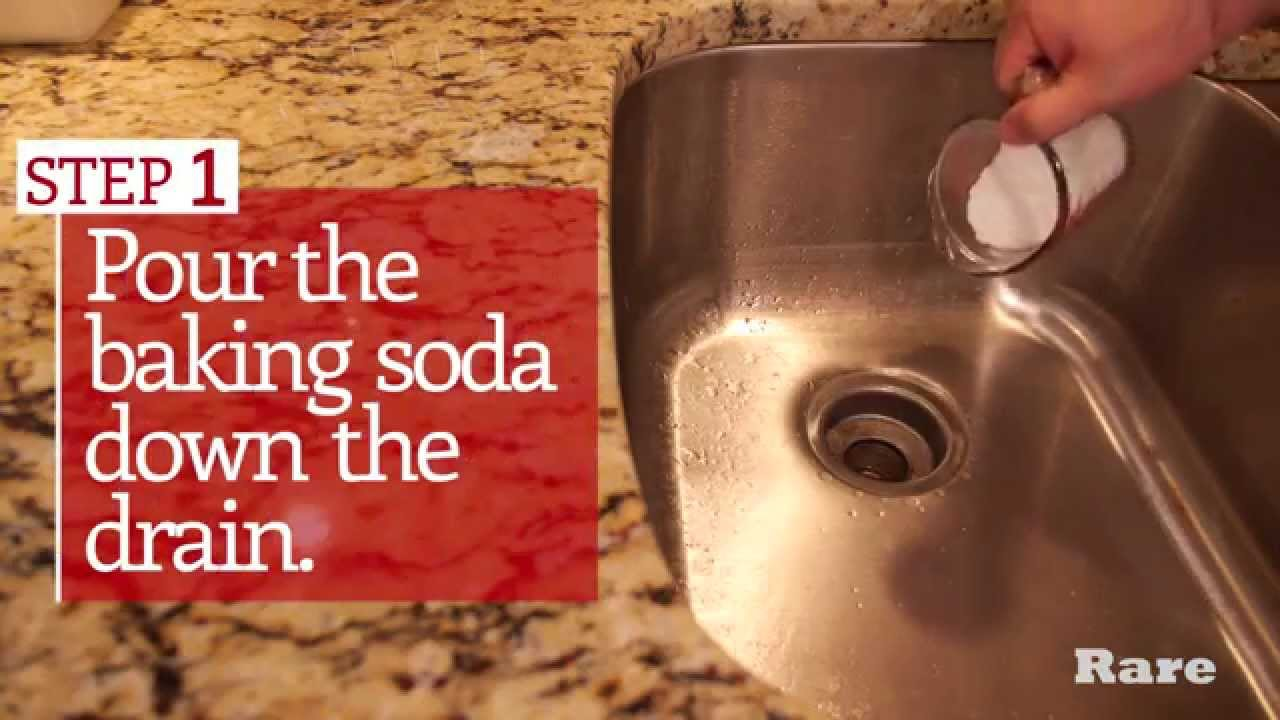 Unclog Your Sink Without Harmful Chemicals
