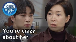 You're crazy about her [Beautiful Love, Wonderful Life /ENG, CHN, IND / 2020.01.18]