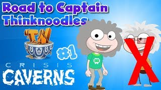 Crisis Caverns [#1] | Poptropica Worlds | Road to Captain Thinknoodles