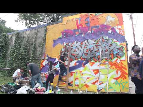 """Graffiti is a visual art, not vandalism"" - AC!D | The Badger Herald"