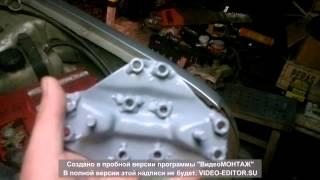 ремонт крепления рулевой рейки на ваз 09