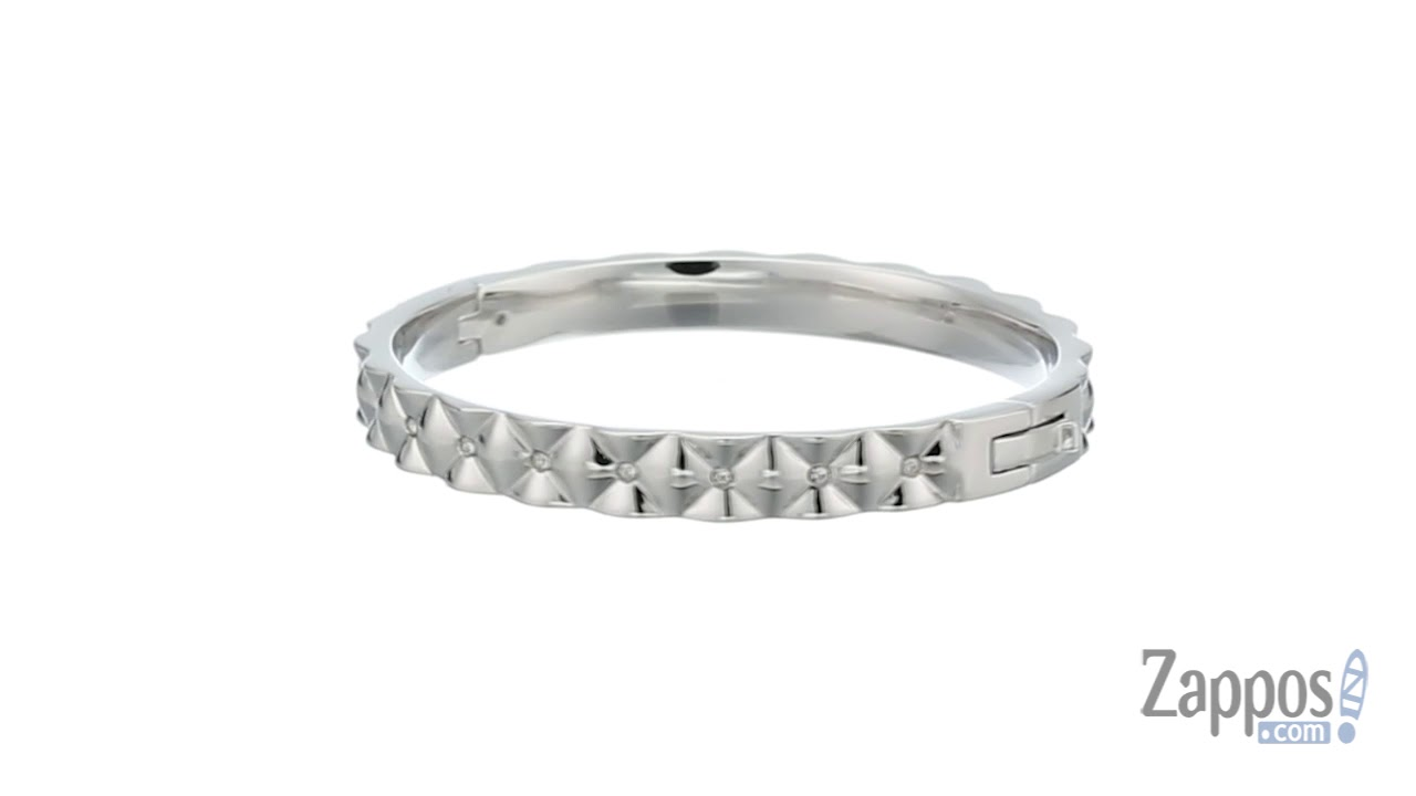 6cefdcb284ade Kate Spade New York Heavy Metals Quilted Bangle SKU: 8973971
