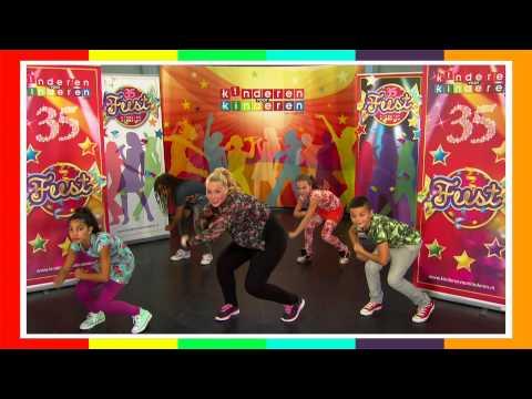 Kinderen voor Kinderen - Dansinstructie Feest!