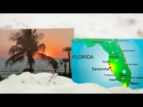 Sarasota Homes for Canadians and Investment Real Estate - Video