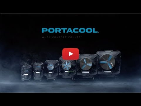Portacool Jetstream Series