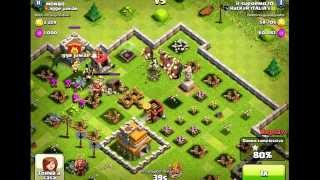 Clash of clans strategia d'attacco