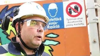 Mika Määttä, Työturvallisuuspäällikkö