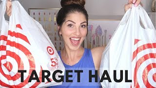 HUGE TARGET HAUL / CLEARANCE DEALS / HOME DECOR & BABY CLOTHES