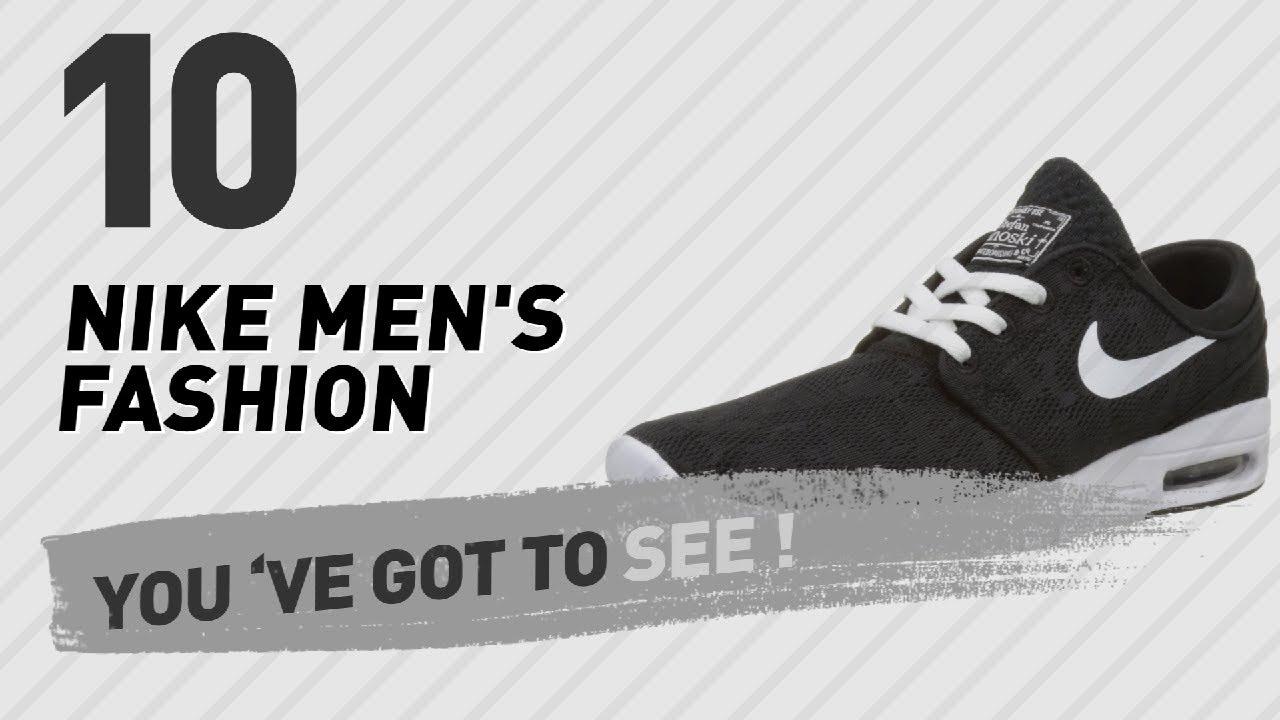 229640cc0fcf Nike Stefan Janoski Max For Men    New And Popular 2017 - YouTube