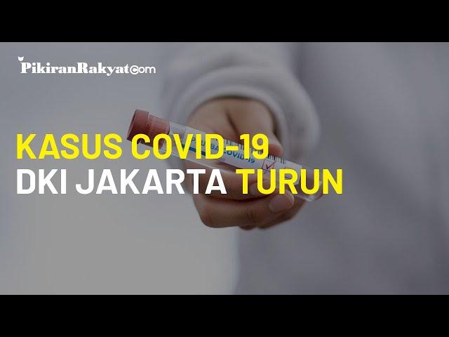 Kasus Covid-19 di DKI Jakarta Turun, Wiku Adisasmito : Masyarakat Disiplin Patuhi Protokol Kesehatan