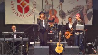 "Prostogroove ""On The Downbeat"" (Swing Republic Cover), live in Petrojazz Tallin-2016"