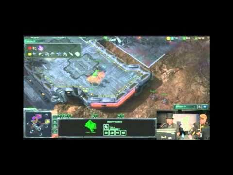 i40 Starcraft 2 Finals - rANDY vs Pureball cast by TotalBiscuit and d.Apollo