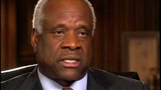 Clarence Thomas interviewed by Julian Bond: Explorations in Black Leadership Series