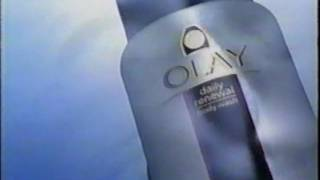 Olay -  Daily Renewal Body Wash Commercial (2000)