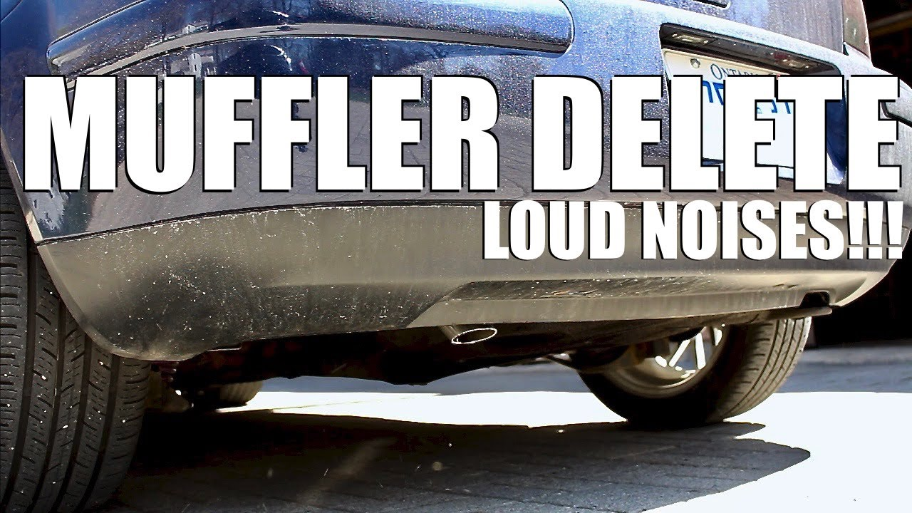 What are Muffler Delete Pros and Cons? Find Out now! | CAR