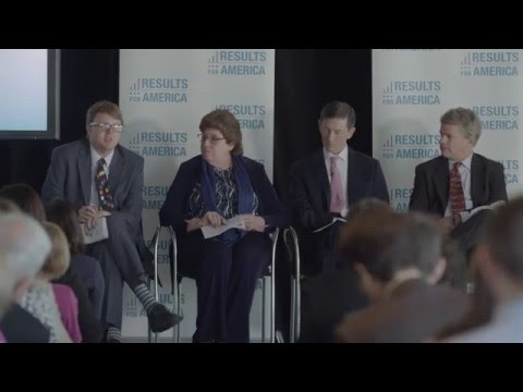 2016 Federal Invest In What Works Index Event: Domestic Panel