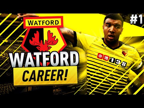 WHAT A START!!! | FIFA 17 Watford Career Mode!!! #1